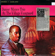 "Junior Mance Trio Vinyl 12"" (New)"