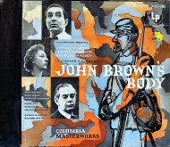 "Stephen Vincent Benet's John Brown's Body Vinyl 12"" (Used)"
