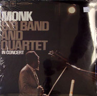 "Thelonious Monk Big Band And Quartet Vinyl 12"" (New)"