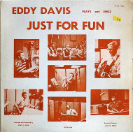 "Eddy Davis Vinyl 12"" (New)"