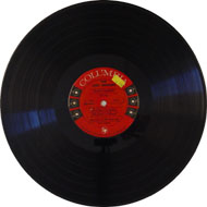 """Louis Armstrong & His Hot Five Vinyl 12"""" (Used)"""