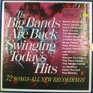 "Reader's Digest: The Big Bands Are Back Swinging Today's Hits Vinyl 12"" (Used)"
