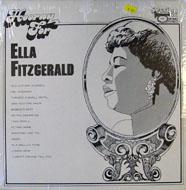 """Ella Fitzgerald Vinyl 12"""" (New)"""