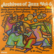 "Archives Of Jazz Vol 6: Immortal Performances Vinyl 12"" (New)"
