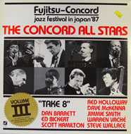 "The Concord All Stars Vinyl 12"" (Used)"