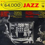 """$64,000 Jazz Vinyl 12"""" (Used)"""