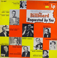 """The Billboard Requested By You Vinyl 12"""" (Used)"""