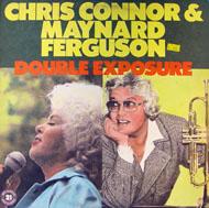 "Chris Connor & Maynard Ferguson Vinyl 12"" (Used)"