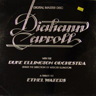 "Diahann Carroll / Duke Ellington Orchestra / Mercer Ellington Vinyl 12"" (Used)"