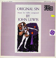 "Original Sin: Music Ballet Vinyl 12"" (Used)"