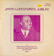 "Jimmy Lunceford Vinyl 12"" (Used)"