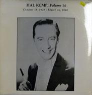 """Hal Kemp Vinyl 12"""" (New)"""