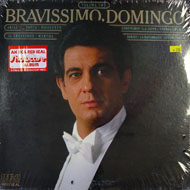 """Placido Domingo Vinyl 12"""" (New)"""