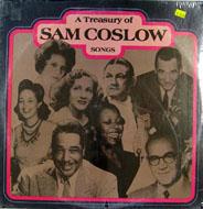"""Sam Coslow Vinyl 12"""" (New)"""