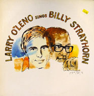 "Larry O'Leno Sings Billy Strayhorn Vinyl 12"" (Used)"