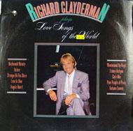 """Richard Clayderman Vinyl 12"""" (Used)"""