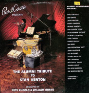 "The Alumni Tribute To Stan Kenton Vinyl 12"" (Used)"