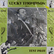 "Lucky Thompson Vol.1 Vinyl 12"" (New)"