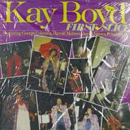 """Kay Boyd Vinyl 12"""" (New)"""