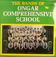 "The Bands Of Ongar Comprehensive School Vinyl 12"" (Used)"
