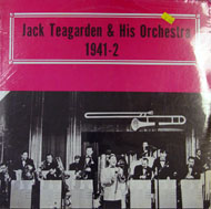 "Jack Teagarden & His Orchestra Vinyl 12"" (New)"