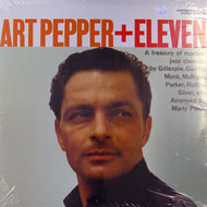 "Art Pepper + Eleven Vinyl 12"" (New)"