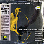 "The Nat Pierce-Dick Collins Nonet / The Charlie Mariano Sextet Vinyl 12"" (Used)"