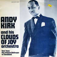 """Andy Kirk And His Clouds Of Joy Orchestra Vinyl 12"""" (Used)"""