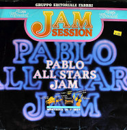 "Pablo All Stars Jam Vinyl 12"" (Used)"