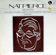 "Nat Pierce Orchestra Vinyl 12"" (Used)"