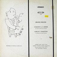 "Francis Poulenc Vinyl 12"" (Used)"