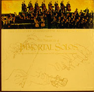 "The Treasury Of Immortal Solos Vinyl 12"" (Used)"