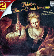 """Adagios, Airs Et Chorals Baroques Vinyl 12"""" (Used)"""
