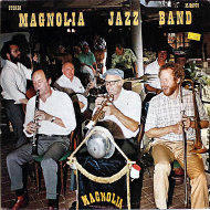 "Magnolia Jazz Band Vinyl 12"" (Used)"