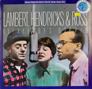 """Lambert Hendricks and Ross Vinyl 12"""" (Used)"""