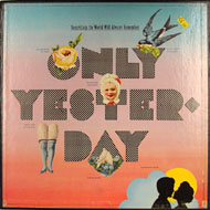 "Only Yesterday Vinyl 12"" (Used)"