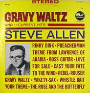 """Steve Allen Vinyl 12"""" (Used)"""