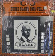 """Eubie Blake Vinyl 12"""" (Used)"""