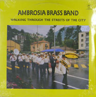 "Ambrosia Brass Band Vinyl 12"" (New)"