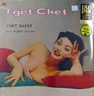 """Chet Baker / Bobby Jaspar Vinyl 12"""" (New)"""