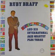 "Ruby Braff And His International Jazz Quartet Plus Three Vinyl 12"" (New)"