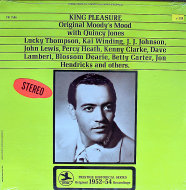 "King Pleasure Vinyl 12"" (New)"