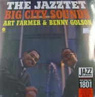 "Art Farmer / Benny Golson Vinyl 12"" (New)"