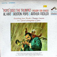 "Al Hirt / Boston Pops / Arthur Fiedler Vinyl 12"" (Used)"
