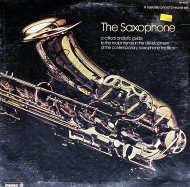 "The Saxophone Vinyl 12"" (Used)"