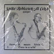 "Spike Robinson Vinyl 12"" (New)"