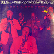 "U.S. News Dixieland Jazz Invitational Vinyl 12"" (New)"
