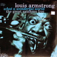 """Louis Armstrong Vinyl 12"""" (New)"""