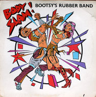 """Bootsy's Rubber Band Vinyl 12"""" (Used)"""