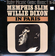 "Memphis Slim / Willie Dixon Vinyl 12"" (New)"